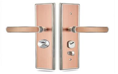 铁门关安装门禁怎么预留线-门禁系统布线实物图
